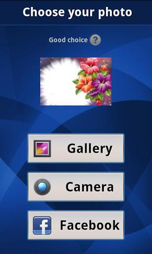 PhotoMontager - Imagem 2 do software