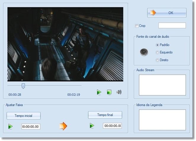 Format Factory - Imagem 3 do software
