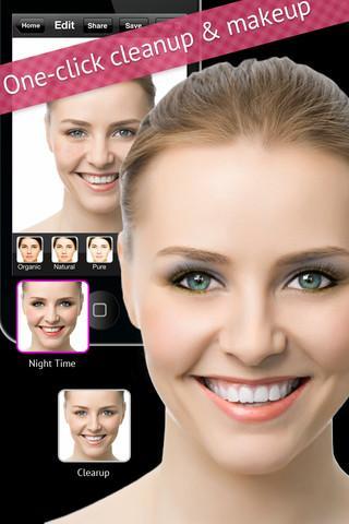 Perfect 365 - Makeup, Photo Editor - Imagem 1 do software