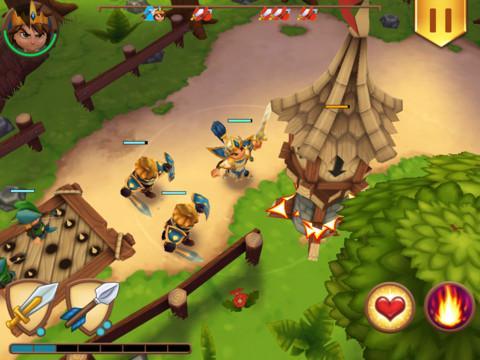 Royal Revolt! - Imagem 3 do software