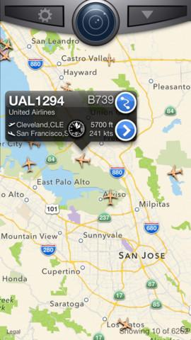 FlightRadar24 Pro - Imagem 1 do software