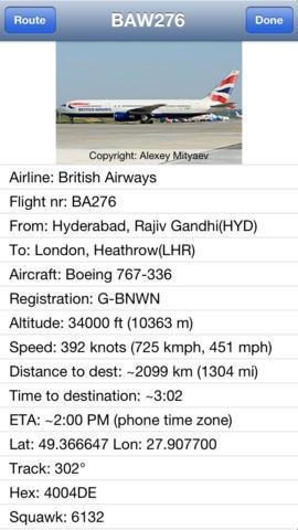 FlightRadar24 Pro - Imagem 2 do software