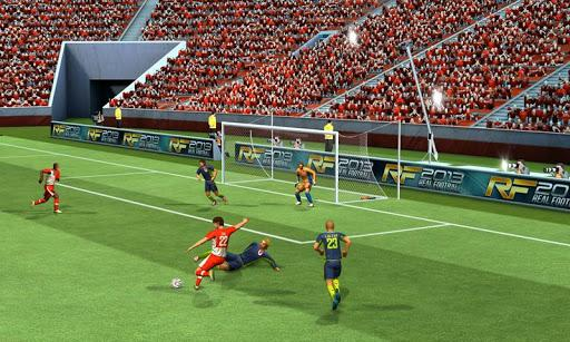 Real Football 2013 - Imagem 2 do software