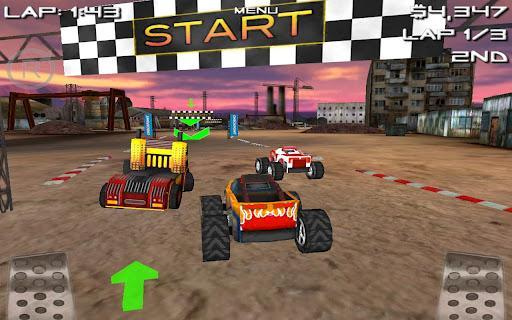 4x4 Offroad Racing - Imagem 1 do software