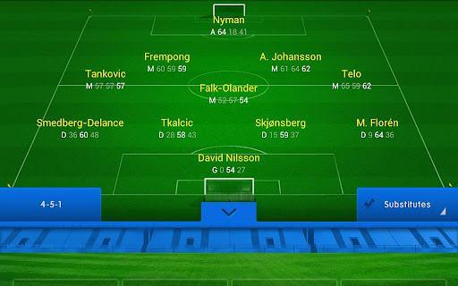 Online Soccer Manager - Imagem 1 do software