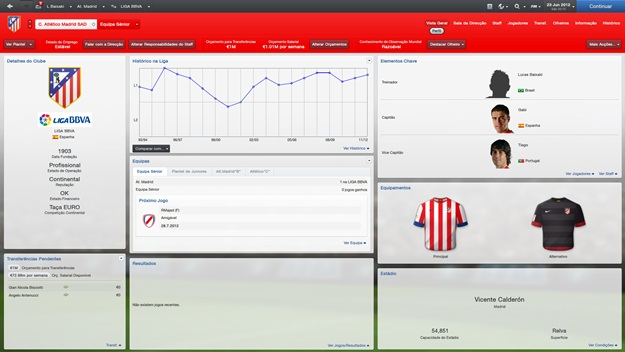 Football Manager 2013 DEMO.