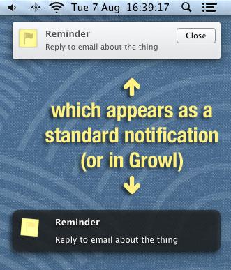 Sticky Notifications - Imagem 2 do software
