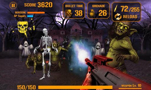 GUN ZOMBIE : HALLOWEEN - Imagem 1 do software