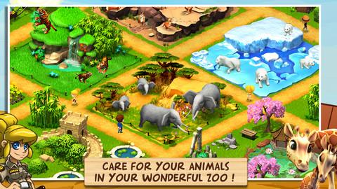 Wonder Zoo - Animal rescue! - Imagem 1 do software