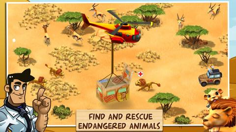 Wonder Zoo - Animal rescue! - Imagem 2 do software