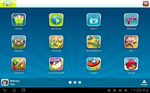 Jogos e Videos para Crianças - Imagem 1 do software