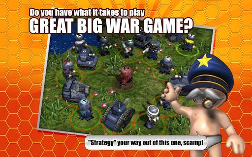 Great Big War Game Lite - Imagem 1 do software