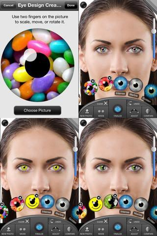 Eye Color Studio - Imagem 1 do software
