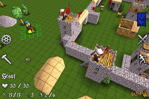 Battles And Castles FREE - Imagem 1 do software