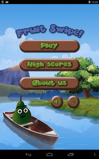 Fruit Swipe! - Imagem 1 do software