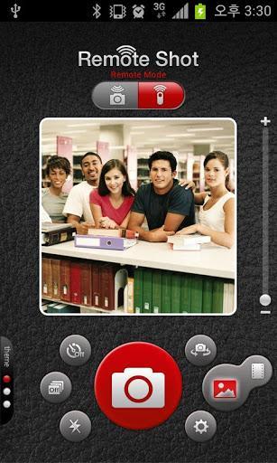 Remote Shot - Live Preview - Imagem 1 do software
