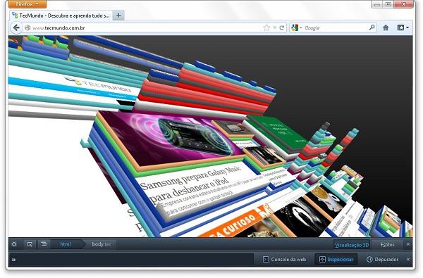 Visualização 3D pode ajudar desenvolvedores