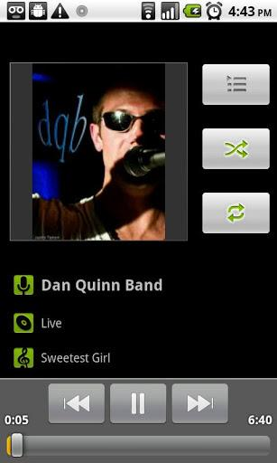 Android Music Player - Imagem 1 do software