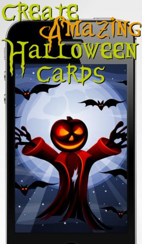 Halloween Card Creator - Free - Imagem 1 do software