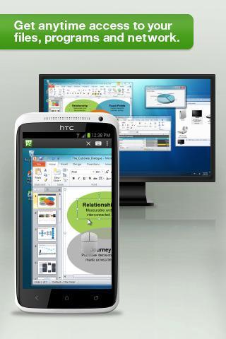 GoToMyPC (Remote Desktop) - Imagem 4 do software
