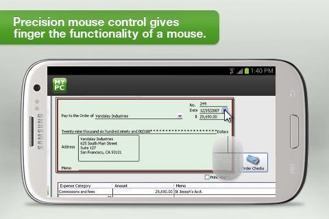 GoToMyPC (Remote Desktop) - Imagem 2 do software