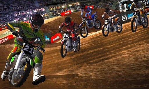 2XL Supercross HD - Imagem 1 do software