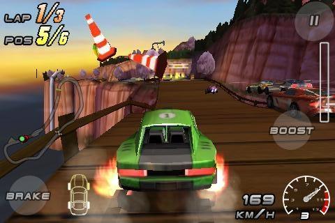 Raging Thunder 2 - Imagem 2 do software
