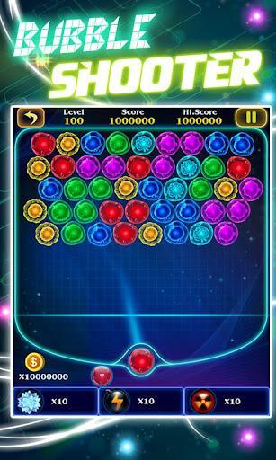Bubble Shooter Glow - Imagem 1 do software