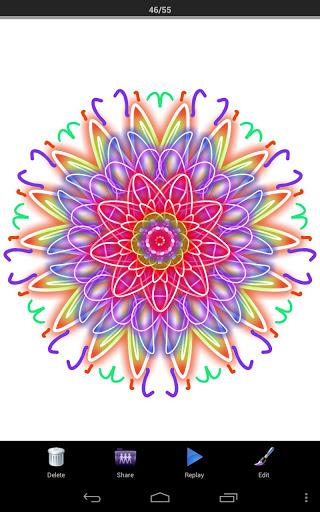 Kaleidoscope Magic Drawing - Imagem 1 do software
