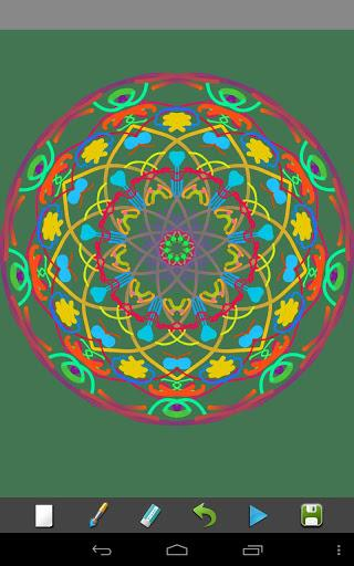 Kaleidoscope Magic Drawing - Imagem 4 do software