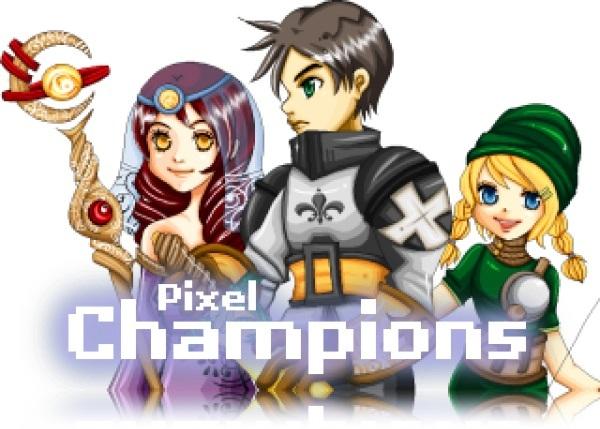 Pixel Champions - Imagem 2 do software