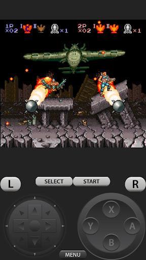 SuperGNES (SNES emulador) - Imagem 2 do software