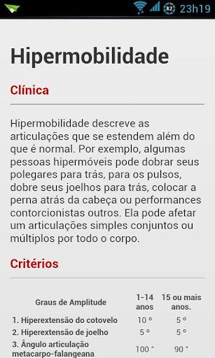Reumatologia - Imagem 2 do software