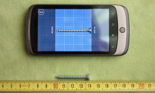 Millimeter - screen ruler - Imagem 1 do software