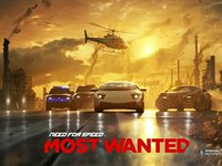 Imagem 3 do Need For Speed: Most Wanted Windows 7 Theme