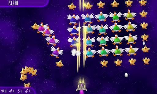 Chicken Invaders 4: Ultimate Omelette - Imagem 1 do software