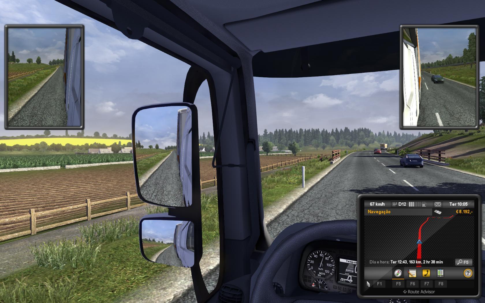 Euro Truck Simulator 2 Download para Windows em Português Grátis