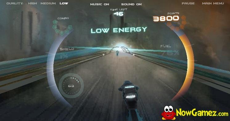 3D Future Bike Racing - Imagem 1 do software
