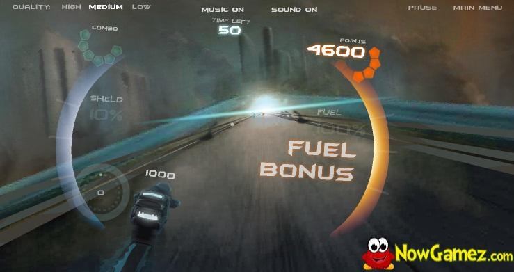 3D Future Bike Racing - Imagem 3 do software