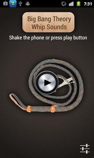 Whip Sounds - Imagem 1 do software