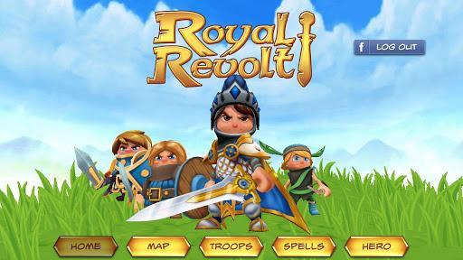 Royal Revolt! - Imagem 1 do software