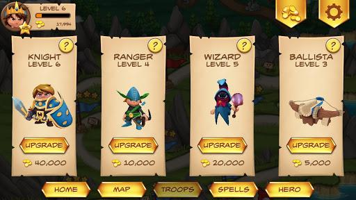 Royal Revolt! - Imagem 4 do software