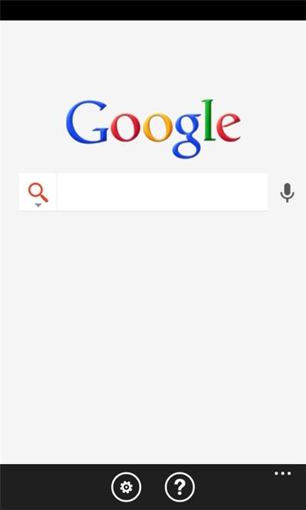 Google - Imagem 1 do software