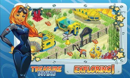 Treasure Diving - Imagem 1 do software
