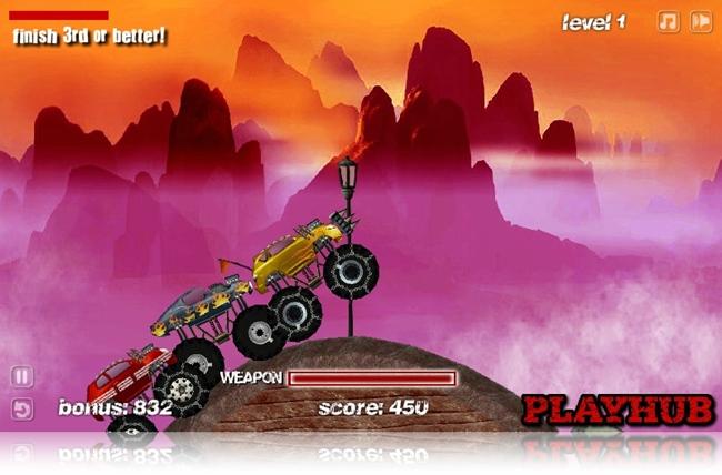Truck Wars - Imagem 1 do software