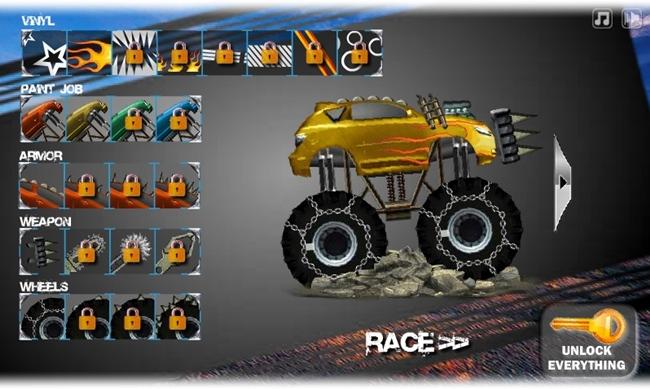 Truck Wars - Imagem 2 do software