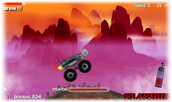 Truck Wars - Imagem 3 do software