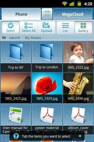 Pocket Files - Imagem 1 do software