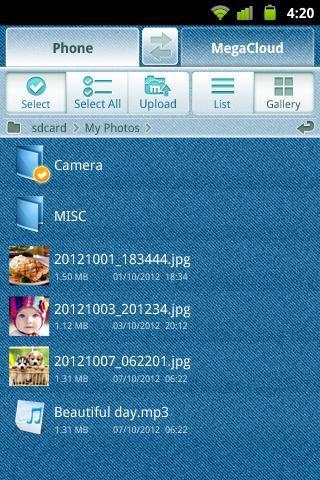 Pocket Files - Imagem 2 do software