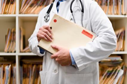 Dados médicos sempre à mão